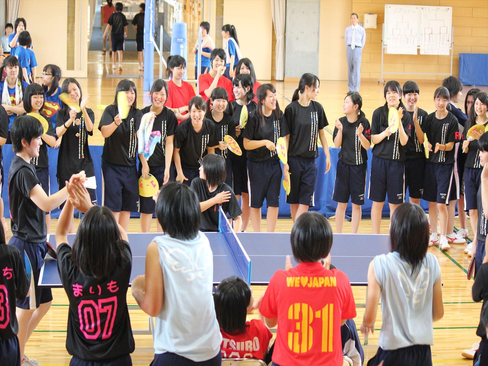 クラスマッチ(H25)③