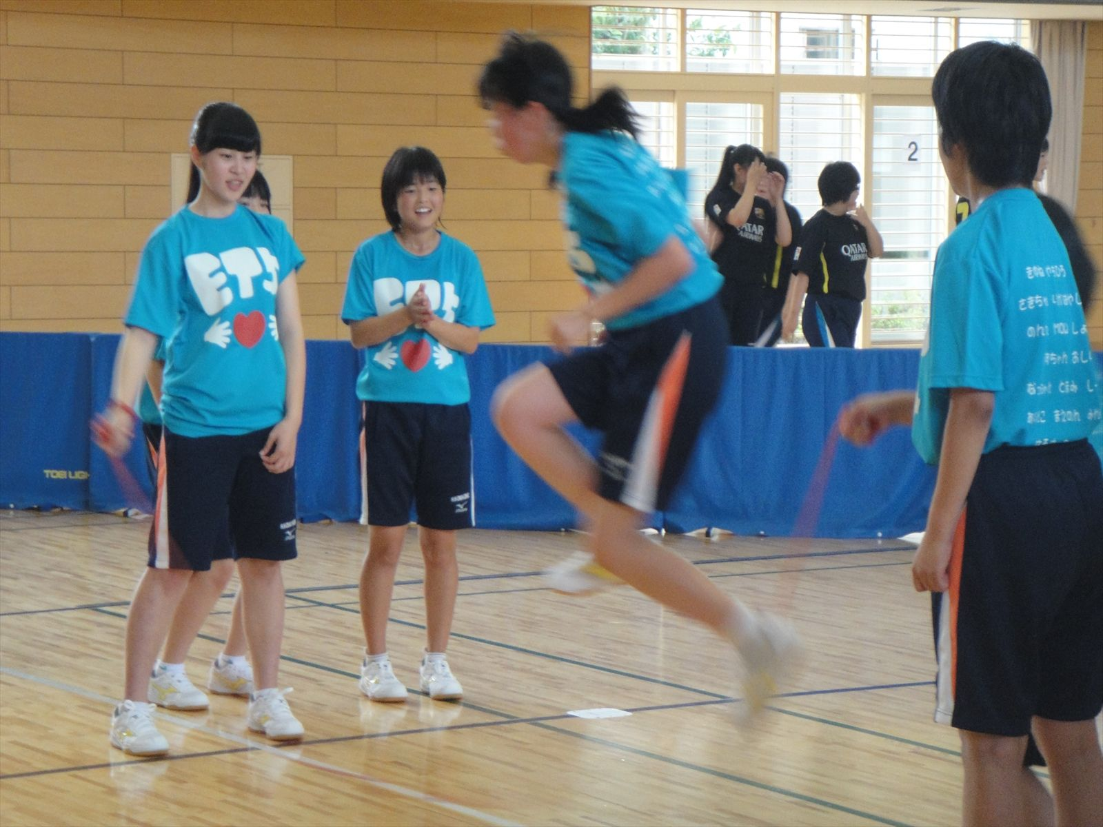 クラスマッチ(H26)②