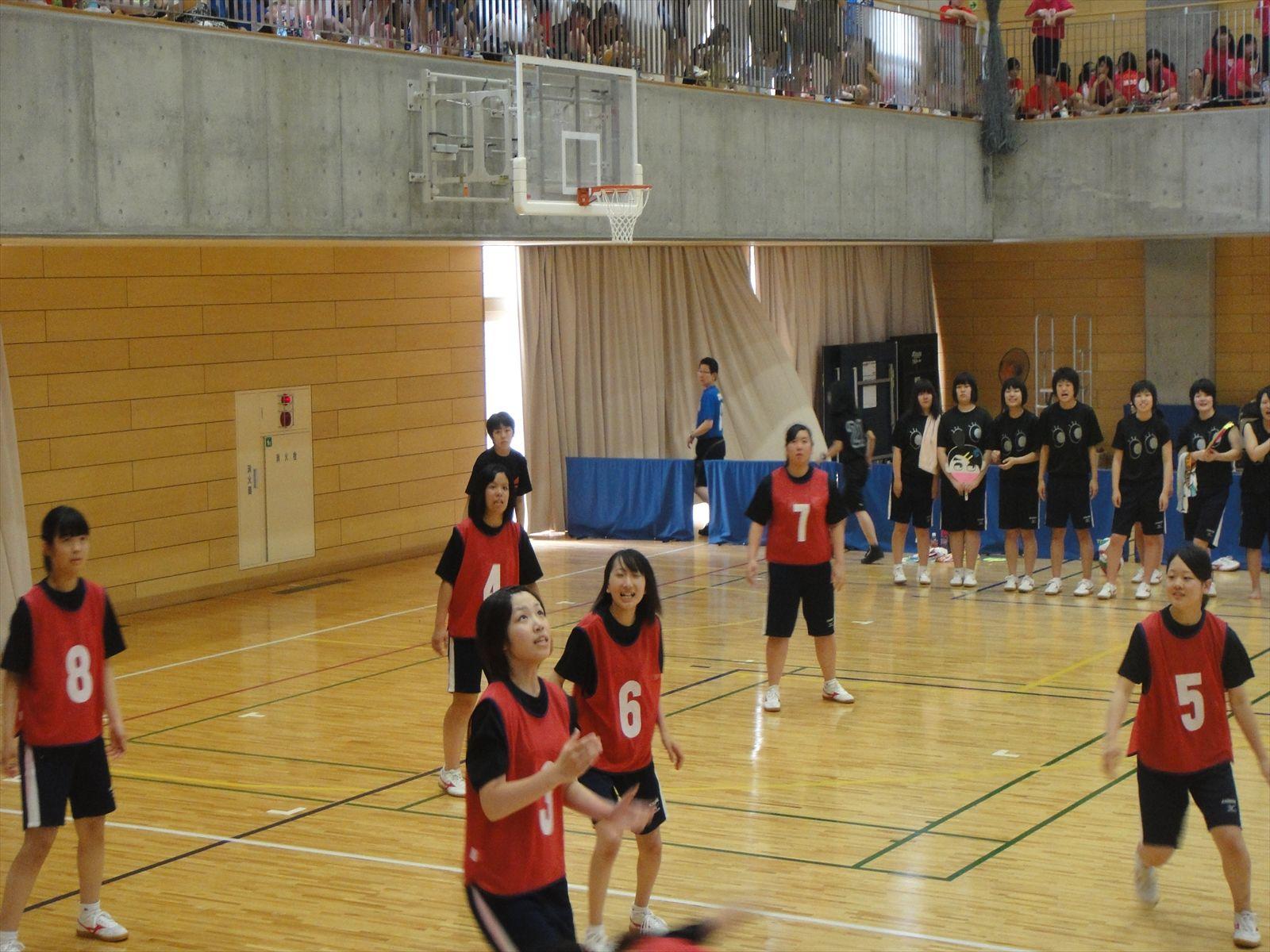 クラスマッチ(H26)④