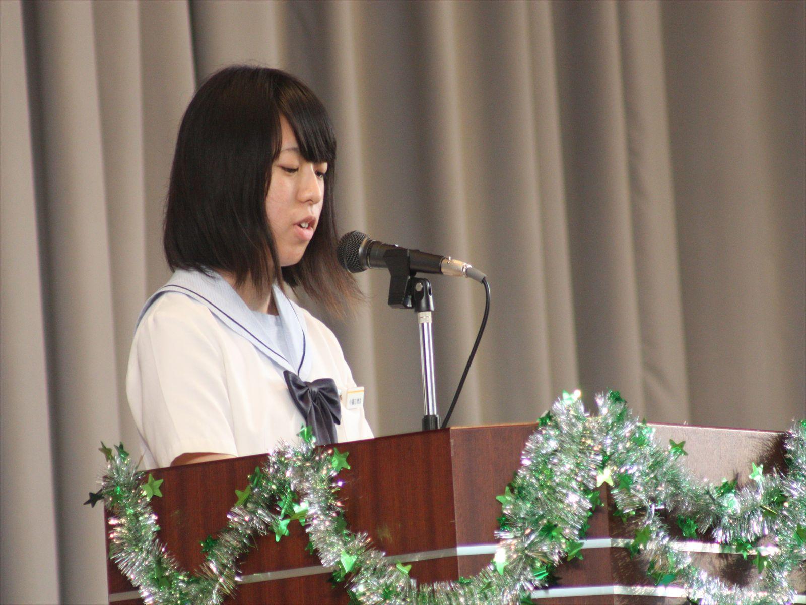 スピーチコンテスト(H25)②