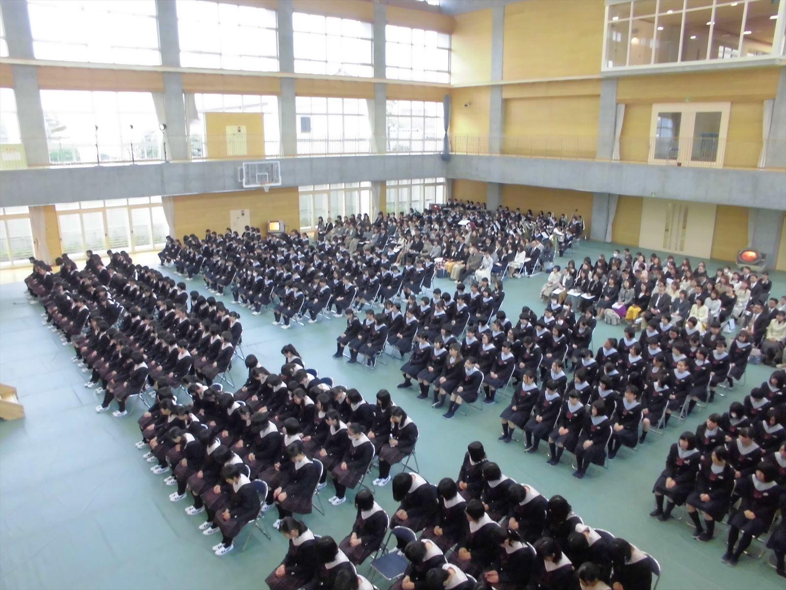 入学式(H27)③