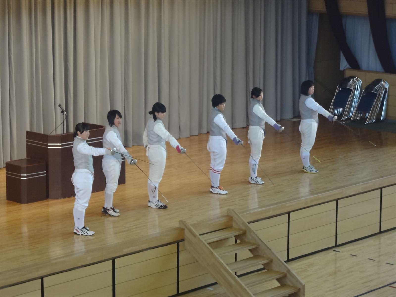 壮行会(H27)①