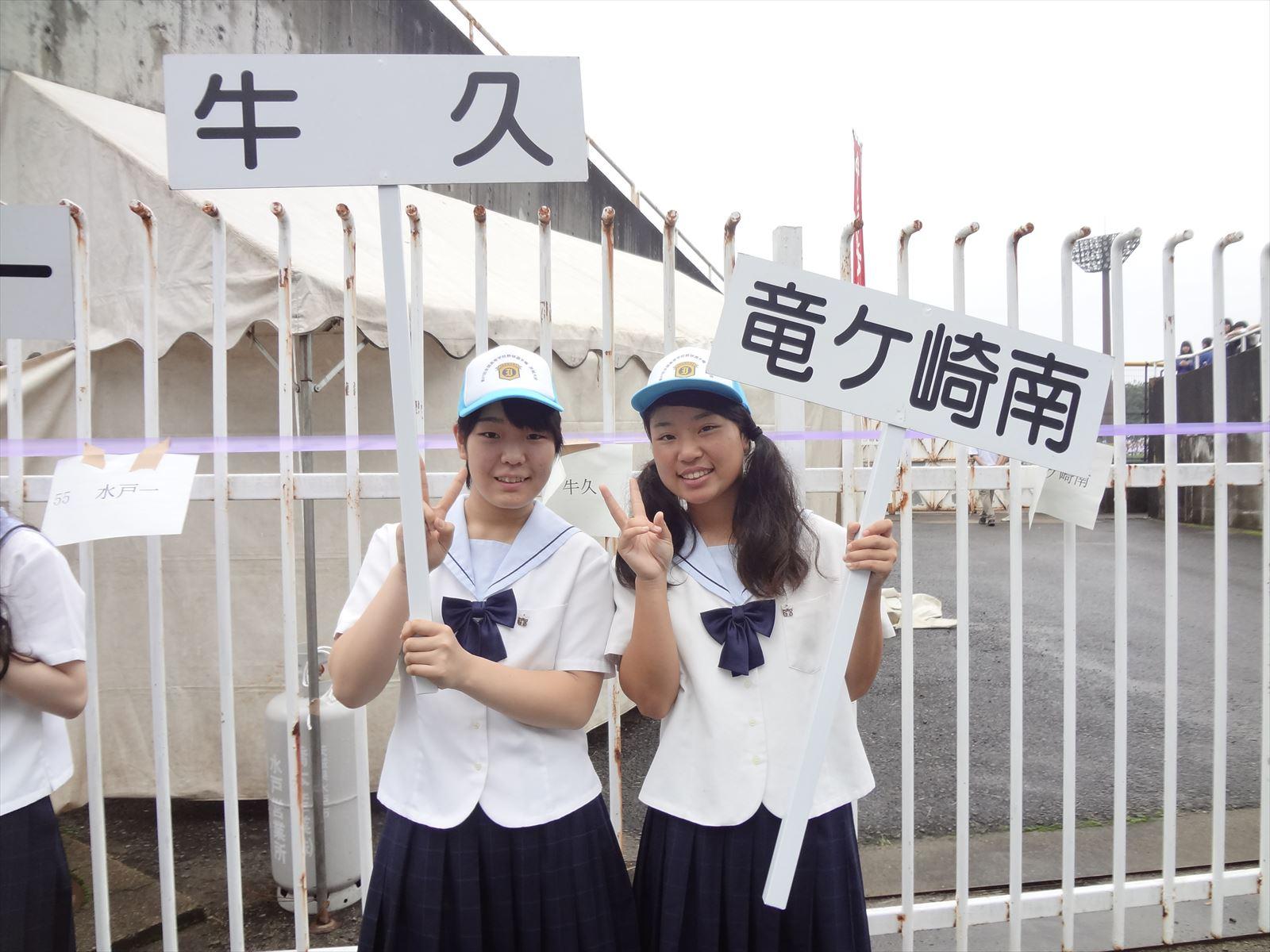 高校野球開会式(H27)④