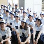 高校野球開会式(H28)②