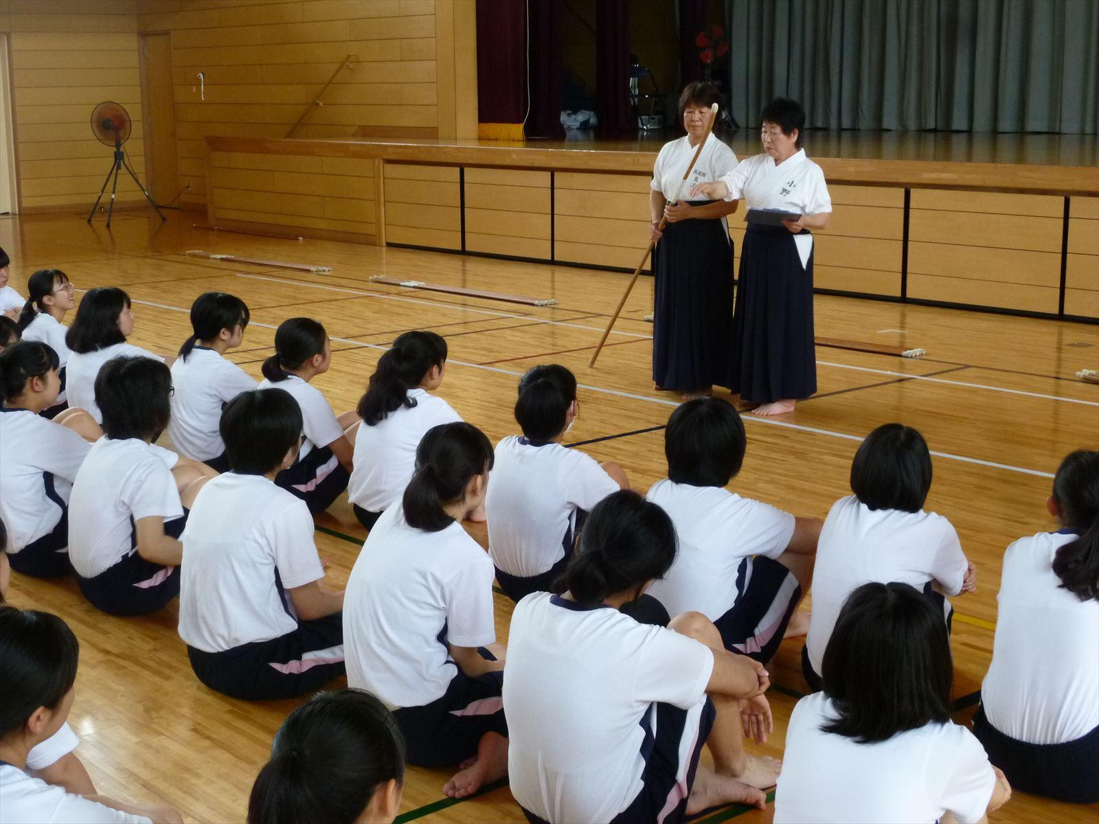 女子力アップ講座(H28)④