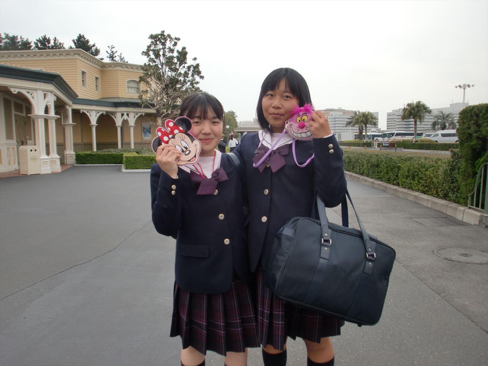遠足・芸術鑑賞(H29・1年)