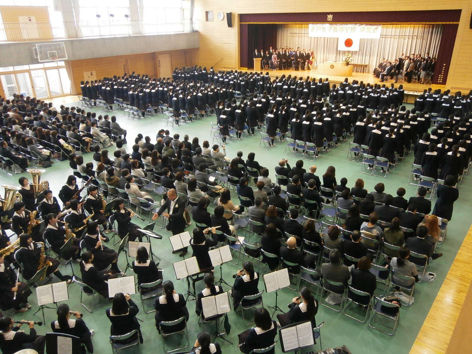 卒業式(H28)③
