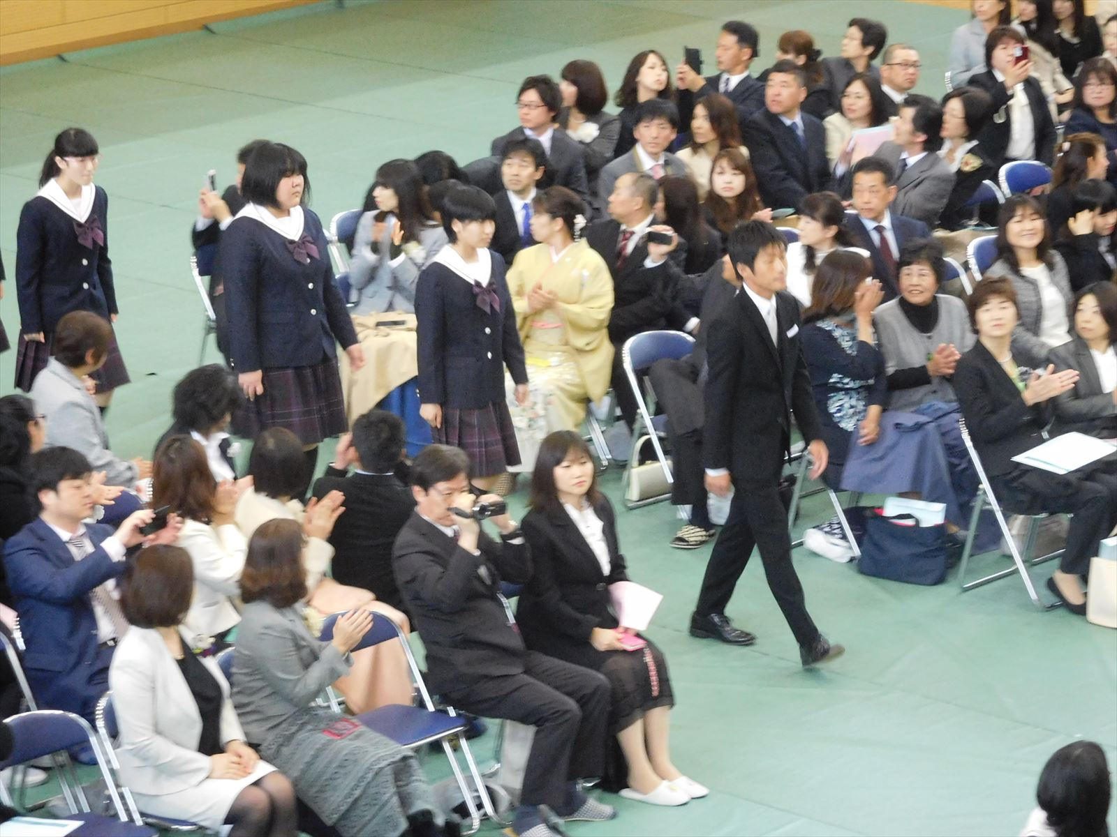 入学式(H29)①