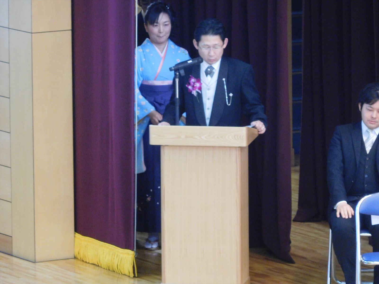 卒業式(H29)③