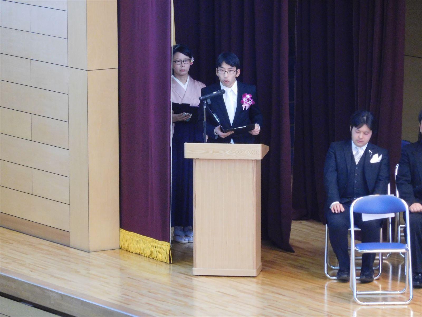 卒業式(H29)⑤