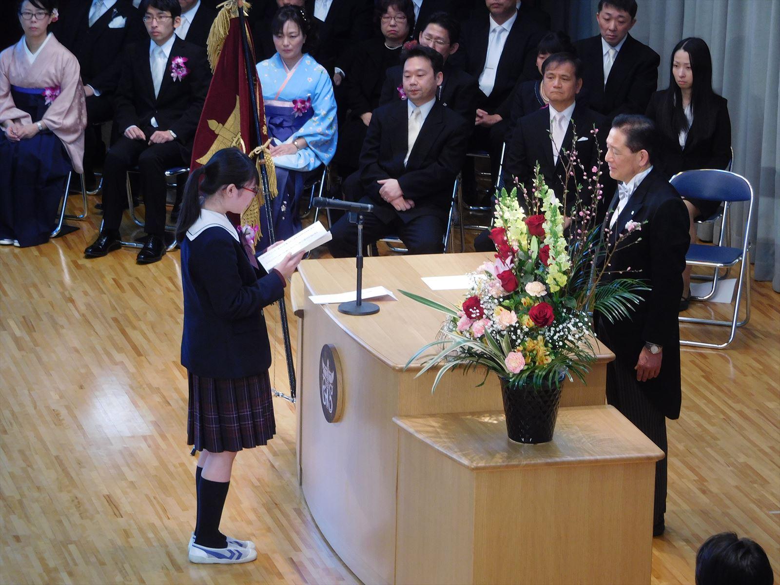 卒業式(H29)⑩
