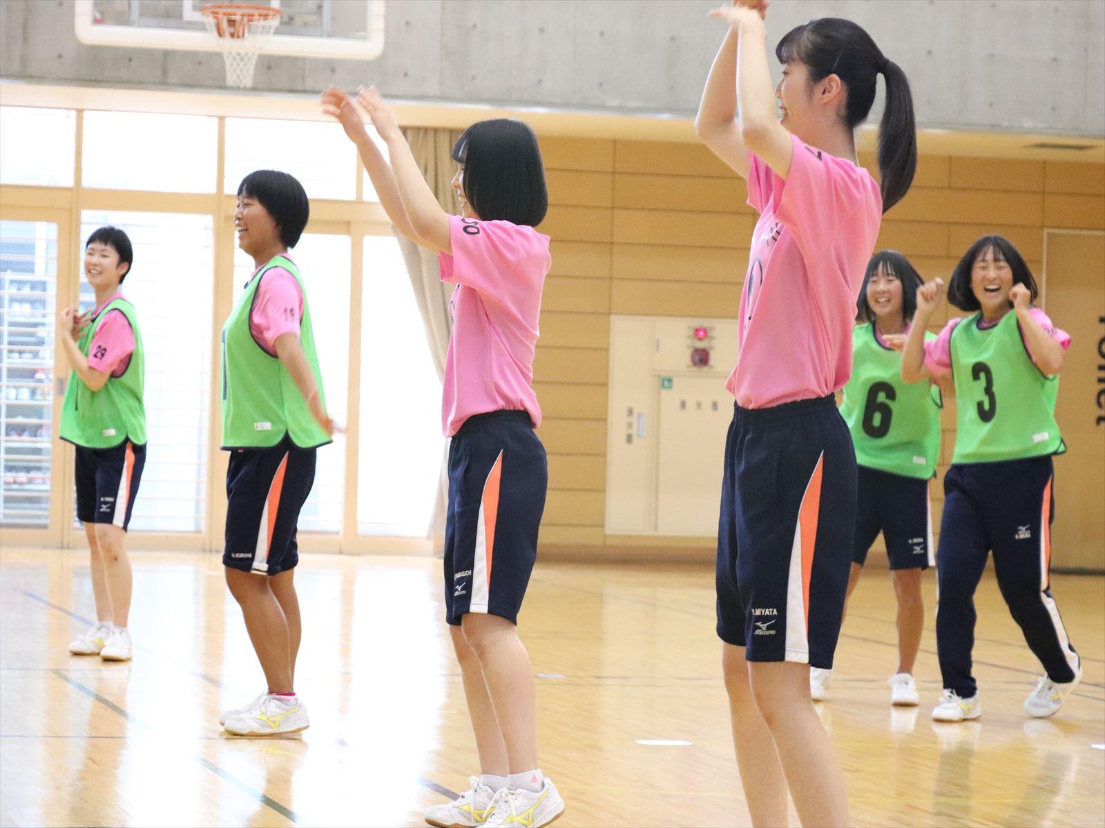 クラスマッチ(H30)④
