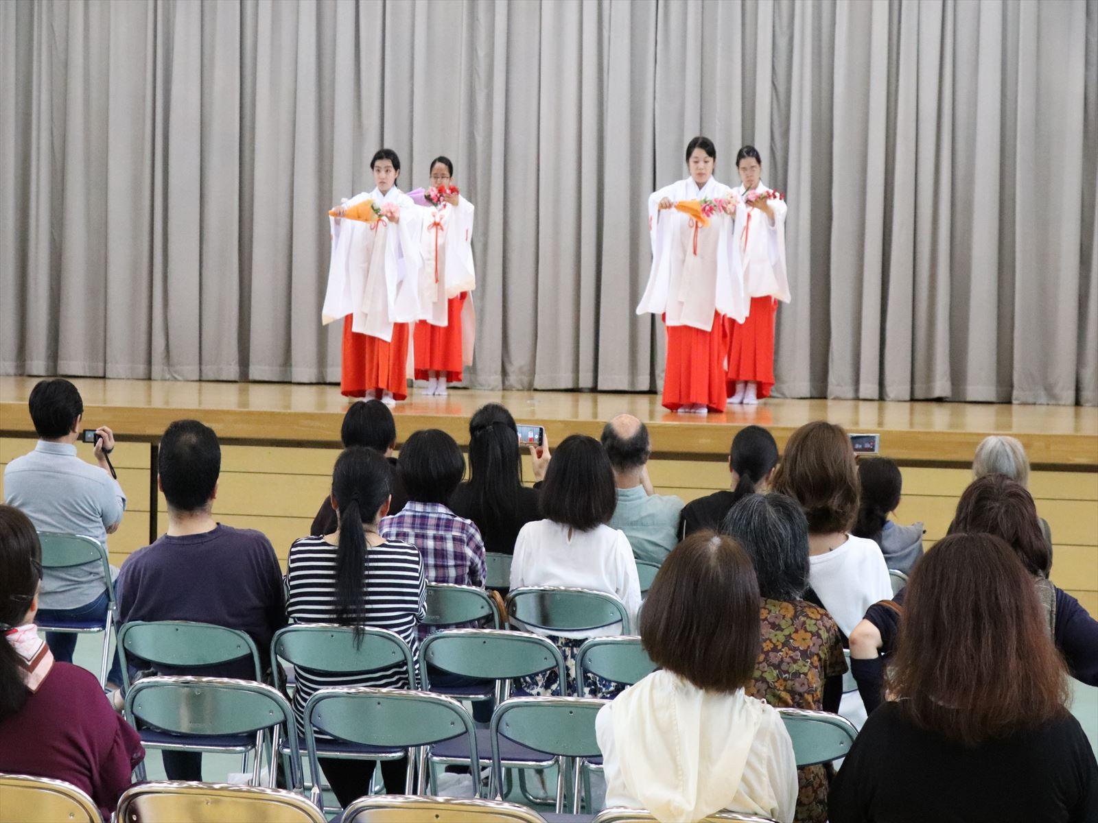 秋桜祭(H30)⑦