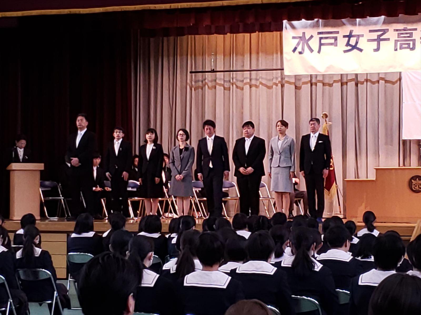 入学式(R1)③