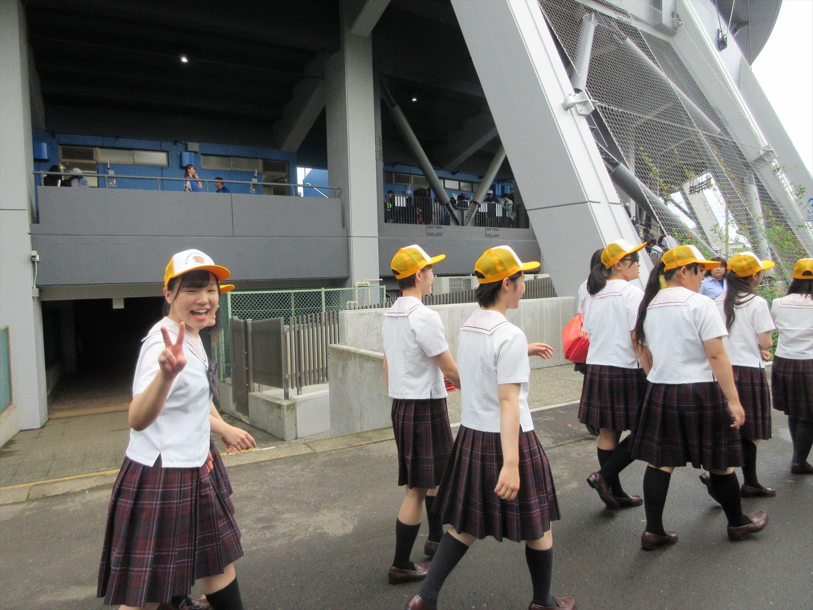 高校野球開会式(R1)①