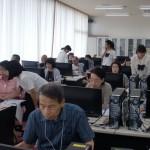 パソコン教室②