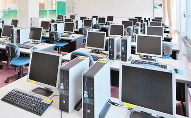第1コンピュータ室